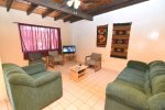 Downtown San Felipe rental condo - big kitchen for guests