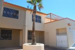 san felipe downtown rental condo 2 -  patio table