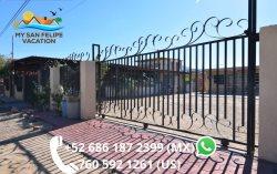 San Felipe Rental Studio #1 FREE WIFI AND CABLE TV