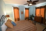 El Dorado Ranch San Felipe Rental villa 8-4  - First bedroom