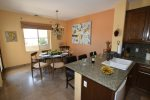 El Dorado Ranch San Felipe Rental villa 8-4  -  kitchen island