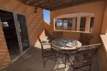 casa baja san felipe baja california rental home - shade patio dining