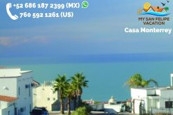 Casa Baja San Felipe Rental House - Book Online!