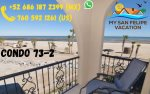 el dorado ranch beach san felipe baja view balcony second floor