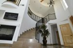 san felipe rental villa 214 - high ceilings