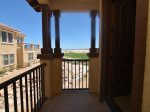 San Felipe rental condo 323 - Third bedroom overlooking golf course