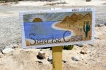 Casa Sunrise San Felipe Rental - Welcome Sign