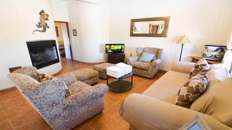 El Dorado Ranch San Felipe Mountain side rental with 2BR on