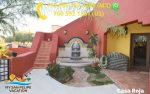 San Felipe vacation rental house - casa roja