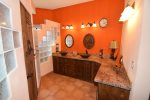 San Felipe vacation rental house - casa roja: Master Bedroom
