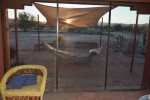 San Felipe vacation rental house - casa roja: Patio chairs