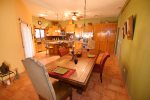 San Felipe vacation rental house - casa roja: Spacious interior
