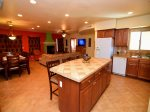 San Felipe, El Dorado Ranch rental - kitchen area