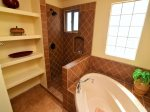 San Felipe, El Dorado Ranch rental - master shower