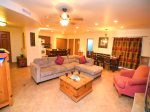 San Felipe, El Dorado Ranch rental - living room