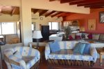 Casa Esperanza San Felipe Rental Home - 3rd floor living room