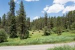 Let us know if you are riding, hiking or bicycling - we`ll move the cattle for gate access to back country.