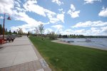 Public boat launch and Legacy Park, beach and downtown McCall are just a short walk away.