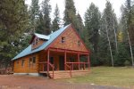 Mountain Joy Cabin.  Abundant Wildlife - Peace and Quiet.