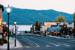 Smack dab in the middle of downtown McCall.