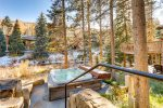 Large new contemporary home in Vail Village