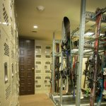 Ski and Board Storage