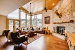 Vaulted Ceilings Potato Patch Club Vail CO