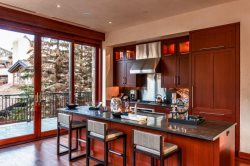A beautiful luxury rental condominium in the heart of Vail Village.