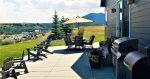 Pine Ridge Paradise - Enjoying the Patio with BBQ and Smoker