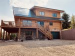 Palisade Pines ~ Luxury Red Lodge, MT Cabin in the Woods with Magnificent Views