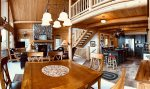 Palisade Pines:  Main Level Open Concept Gathering Space