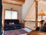Palisade Pines:  Take a Moment to Relax in Your Reading Loft