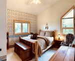 Palisade Pines:  Upstairs Bedroom with Queen