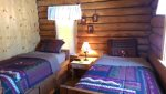 Bear `n Crescent Moon - Upstairs Bedroom 3 w/2 Queens