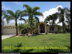 Casa Annalynn - Cape Coral 4b/2ba home w/electric heated pool, HSW Internet,
