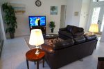Family Room with HD TV