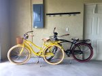 2 Comfortable Bicycles