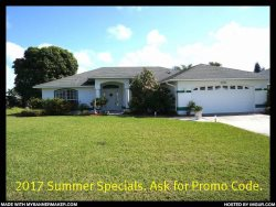 Rebecca - SE Cape Coral 3b/2ba Solar Heated Pool, Gulf Access Canal, Close to the River and Shopping,