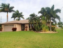 Maria - SW Cape Coral 3b/2ba Electric Heated Pool, Gulf Access Canal, HSW Internet, Boat Dock,