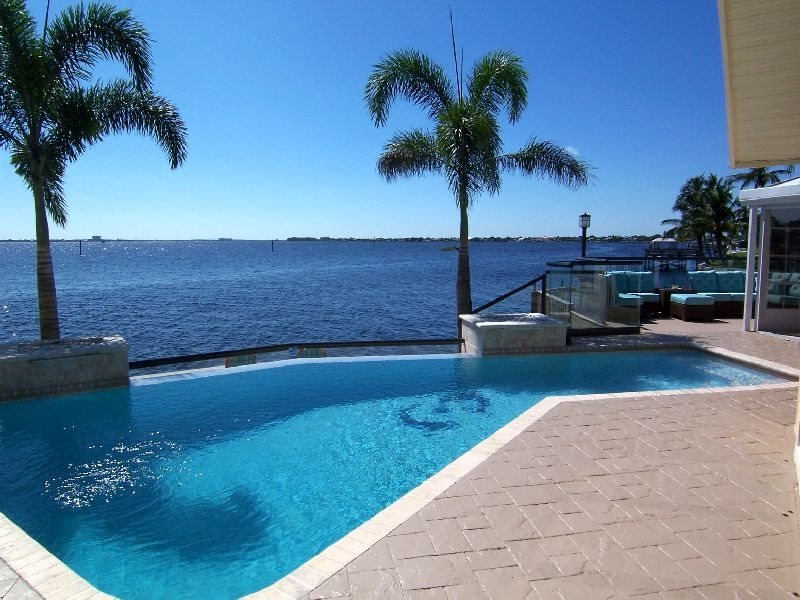 the river view cape coral luxury rentals cape coral vacation
