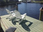 Another Seating on boat dock