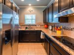 Lots of counter space and amenities to meet all your cooking needs