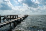 Great fishing and gorgeous views of Aransas Bay