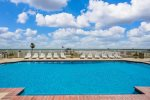 Enjoy bird watching, great fishing, and gorgeous views from the pier