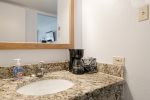 1000 foot community fishing pier for guests