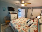 Views of Aransas Bay from the back patio