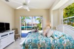 White Sands 2nd Bedroom with canal view