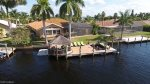 Drone view of the back of the house - Casa Del Rio