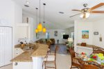 Sand Dollar Kitchen and Dining Room