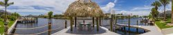 Coconut Cottage - Tiki Hut Boat Deck Centrally Located in the SW near Cape Harbor - Pet Friendly -